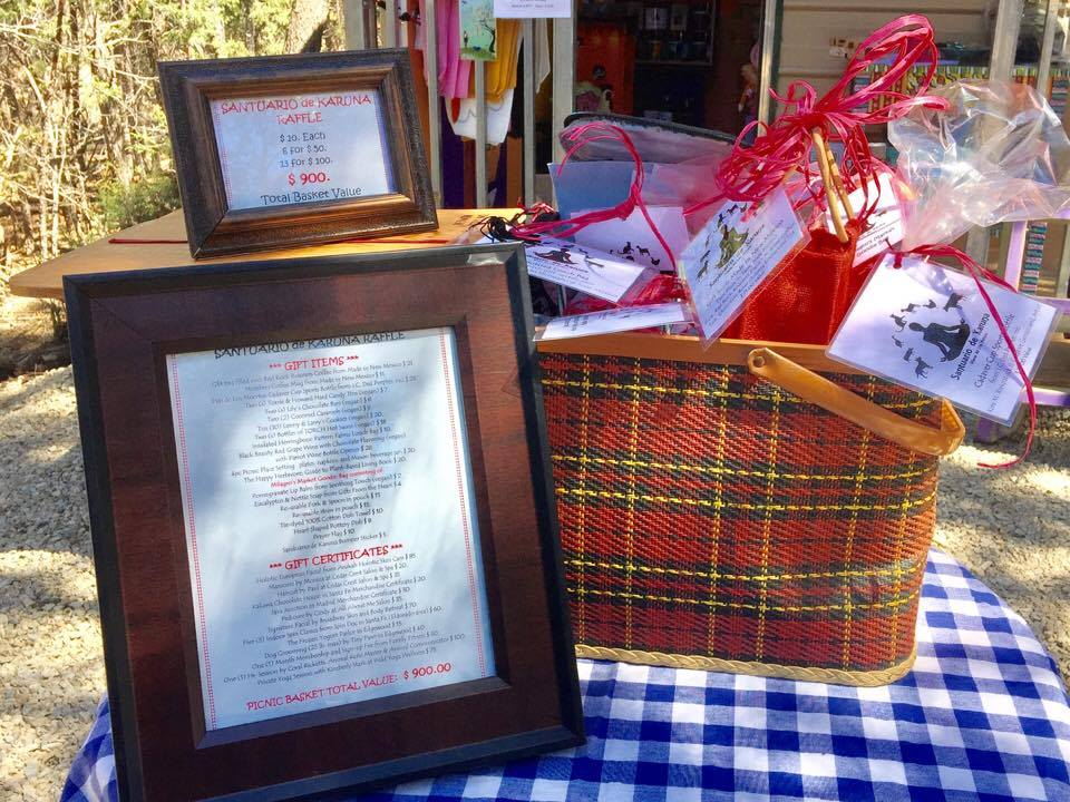 Compassion Basket Raffle